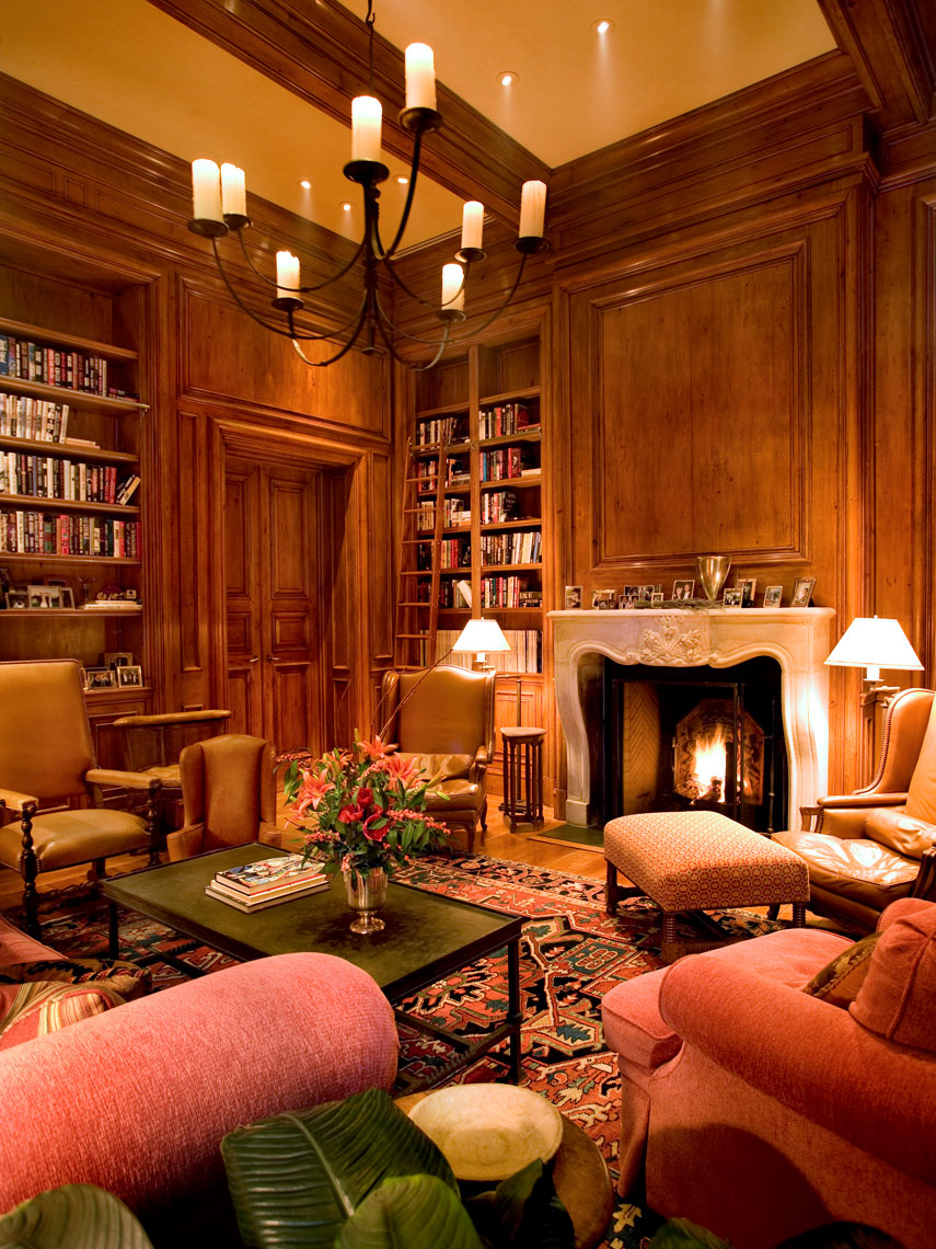 Napa_Sloan_Estate_Library